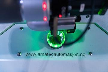 AMR statuslys med amatec automasjon nettadresse