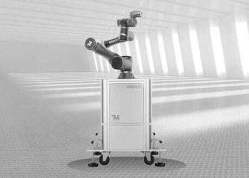 Kollaborative roboter hjelper mennesker