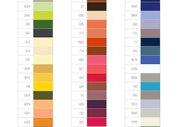 Trendfarger Vår Sommer 2022