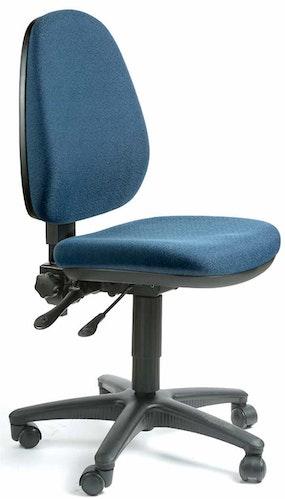 Arbeidsstol R 10 med høy rygg