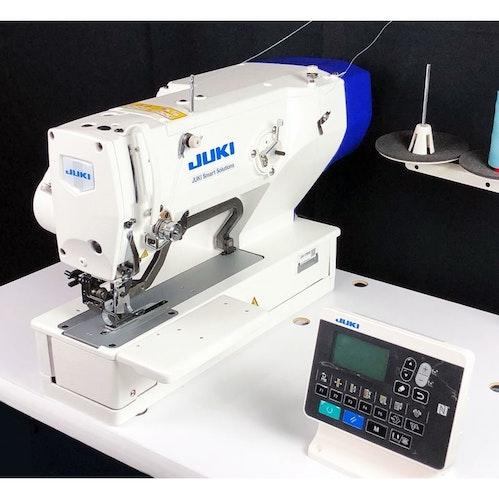 Juki LBH 1790 maskin for knappehull til skjorter bukser jakker med mer