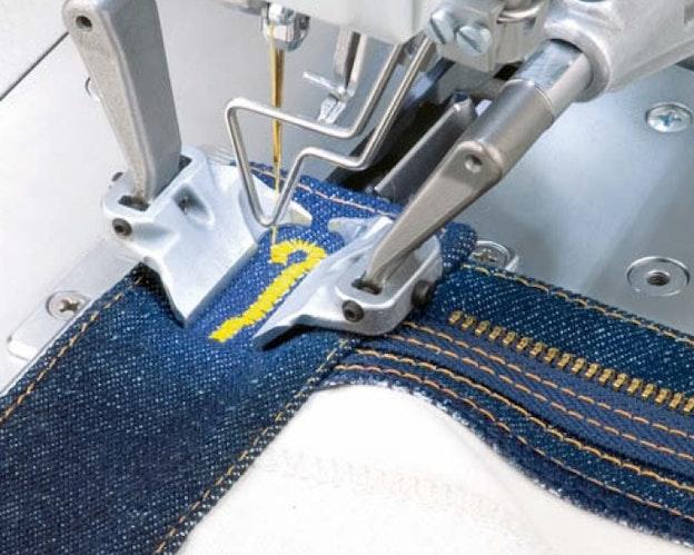 Knappehull i jeans og tykke materialer