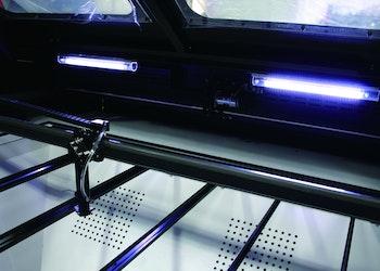 Innebygget LED belysning