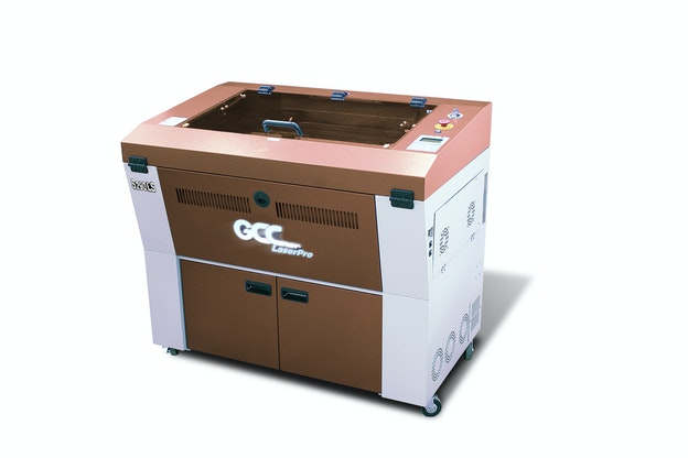 GCC S290 LS lasermaskin