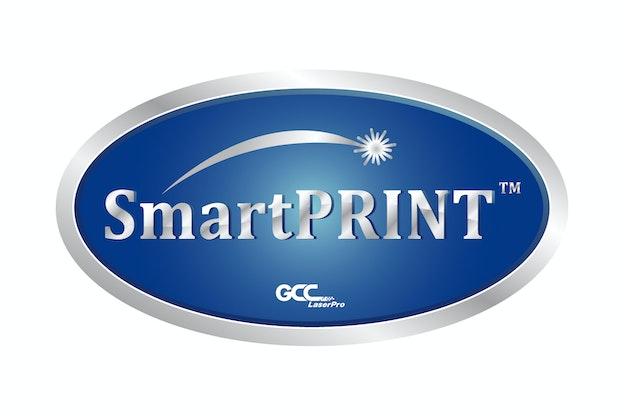 GCC Smart Print logo