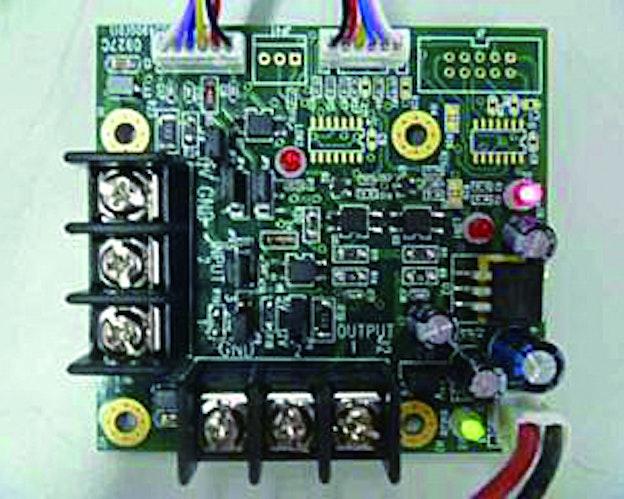 GCC Spirit external control interface board