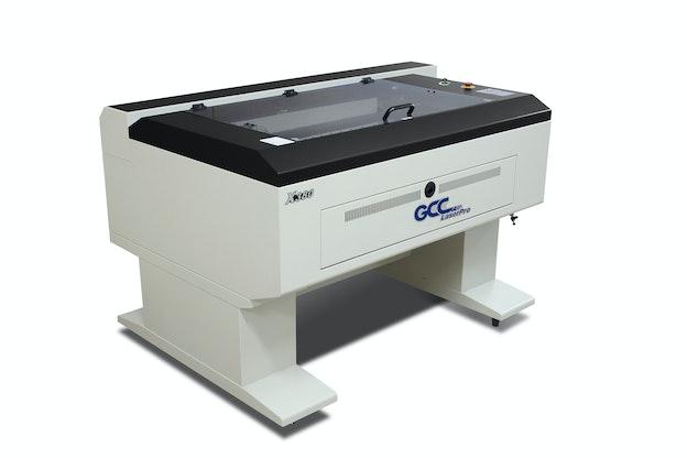 GCC X380 laserkutter venstre