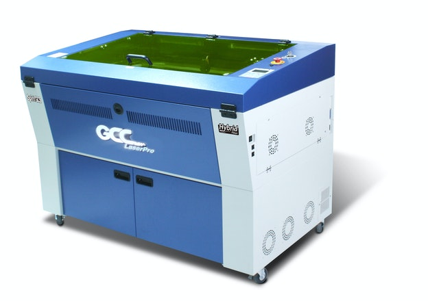 GCC lasermaskin Spirit GLS Hybrid