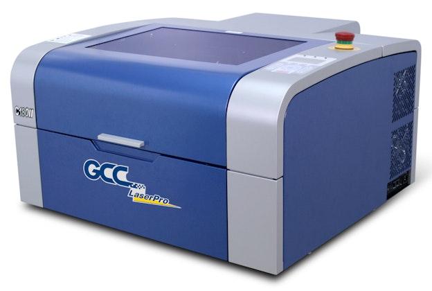 GCC maskin C180 II