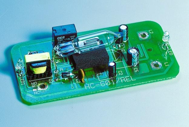 GCC tilleggsutstyr sikkerhetskort Smart GUARD System