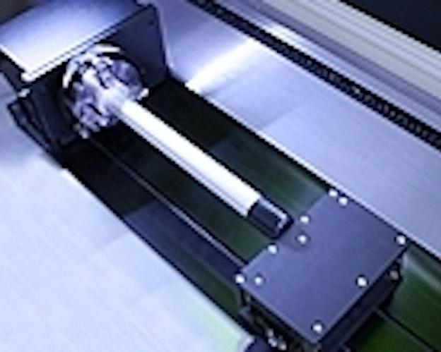 GCC S290 LS rotary chuck
