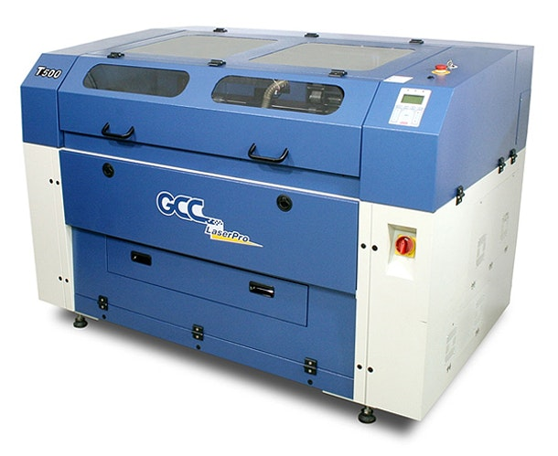 GCC T500 laser