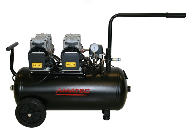 Panther CMC90x2 50 kompressor