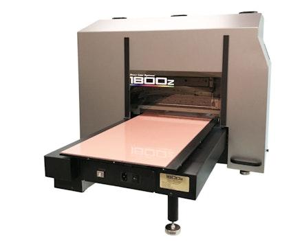 DCS 1800z uv printer