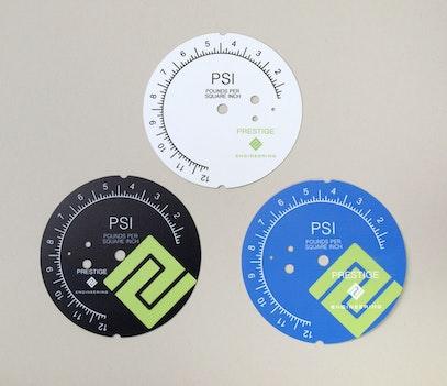 DCS industriell printing