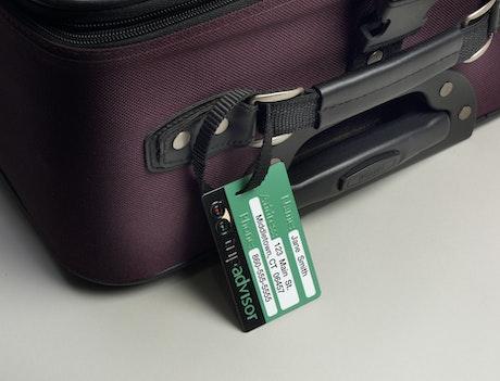 DCS merkelapp for baggasje