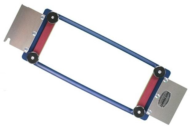 Fastframes karate belt