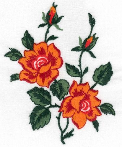 Madeira Burmilana blomster
