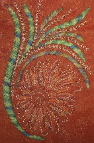 Madeira Burmilana med FS design
