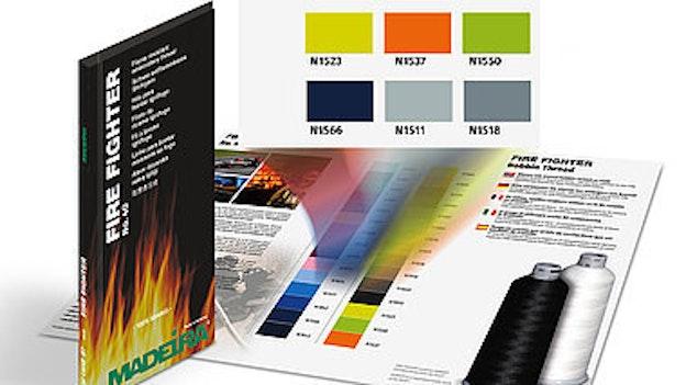 Madeira Fire fighter fargekart nytt