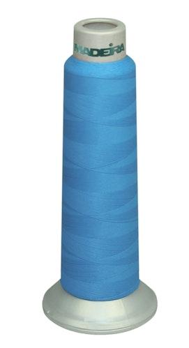 Madeira Frosted Matt trådspole blå