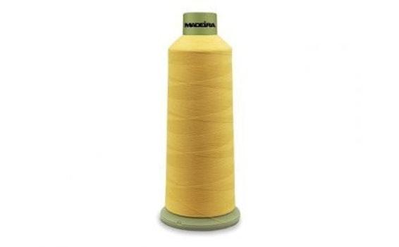 Madeira Sensa Green gul trådspole