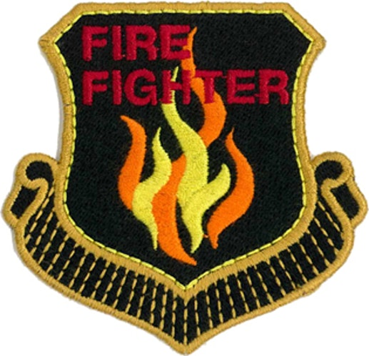 Madeira fire fighter merke