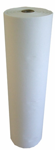 Madiera vlieselinrull hvit