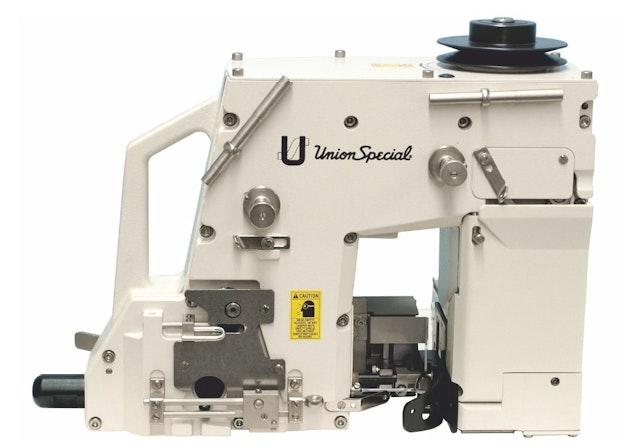 Rask sekkelukker for automat serieproduksjon støvtett med kutter