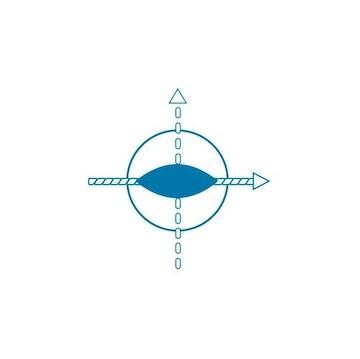 Schmetz Symbol P