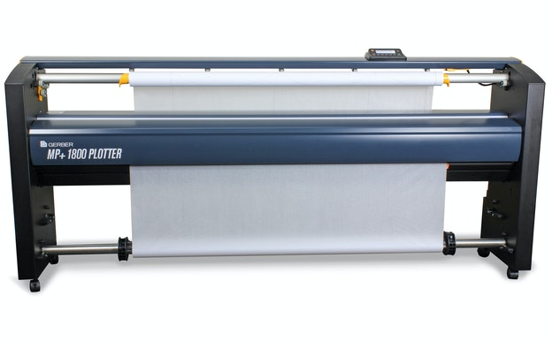 MP 1800 Plotter Straight