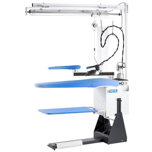 Trevil Aliflex pressebord med armbukk og oppheng for lys og balanser