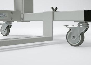 Låsbare hjul RO75