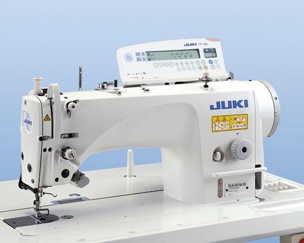 Juki DLN 9010 rettsøm med nåltransport