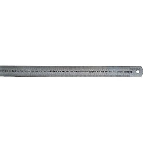 Linjal 76 282719 stål 100 cm