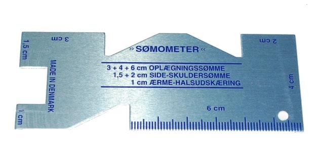 Sømometer76 267 M