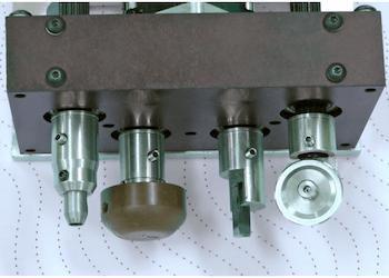 Taurus II med 4 verktøy