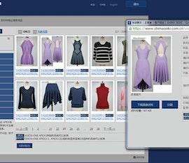 Apex designsystem programvare