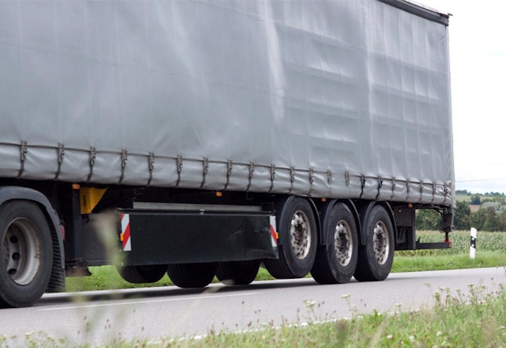 Gardinsider for trailer